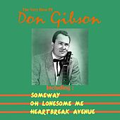 Don Gibson, the Very Best Of by Don Gibson