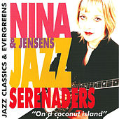 On a Coconut Island (feat. Nina) by Jensens New Orleans Jazzband