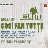 Mozart: Cosi fan tutte - The Sony Opera House by Erich Leinsdorf