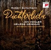 Schumann: Fantasiestücke op. 73, Dichterliebe op. 48, Andante und Variationen op. 46 de Jan Vogler