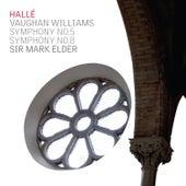 Vaughan Williams: Symphonies Nos. 5 & 8 de Hallé