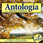 Antología de la Música Clásica. Vol. 12 by Various Artists