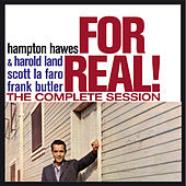 For Real!. The Complete Session (Bonus Track Version) by Hampton Hawes