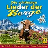 Die schönsten Lieder der Berge - Folge 2 by Various Artists