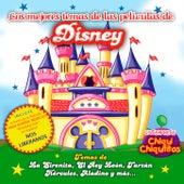 Los Mejores Temas de las Peliculas de Disney by Chiqui Chiquititos