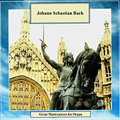 Golden Classics. Bach - Great Masterpieces For Organ by Dmitry Ruzanov