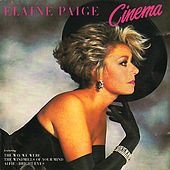 Cinema by Elaine Paige
