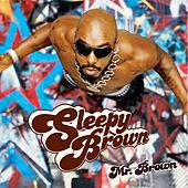 Mr. Brown de Sleepy Brown
