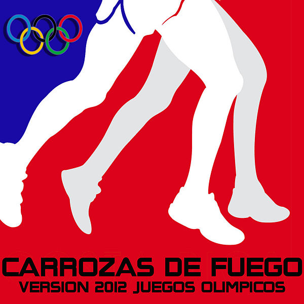 Carrozas De Fuego Version 2012 Juegos Olimpicos Single By Angeli