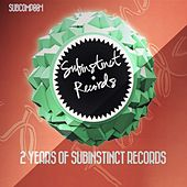 2 Years of Subinstinct Records Compilation di Various Artists