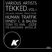 Tekked Vol.1 - Single von Various Artists