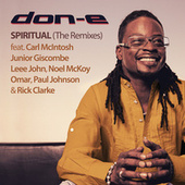 Spiritual (The Remixes) by Don-E