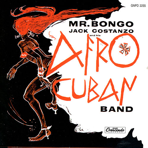 Mr. Bongo by Jack Costanzo