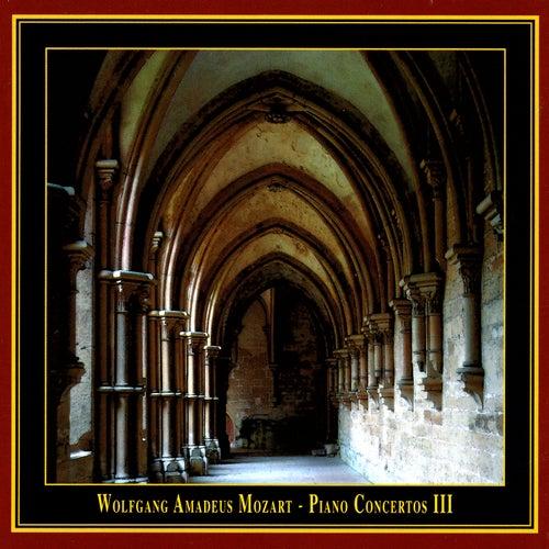 Mozart: Piano Concertos III by Württembergisches Kammerorchester Heilbronn & Ruben Gazarian Cristina Marton