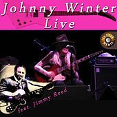 Johnny Winter Live Featuring Jimmy Reed de Johnny Winter
