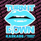 Turn It Down (with Rebecca & Fiona) by Kaskade