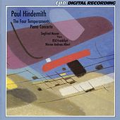Hindemith: The 4 Temperaments - Piano Concerto by Siegfried Mauser