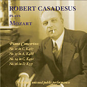 Robert Casadesus plays Mozart (1958-1969) by Robert Casadesus