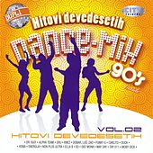 Srpski hitovi devedesetih - Serbian 90's Dance Mix vol2 by Various Artists