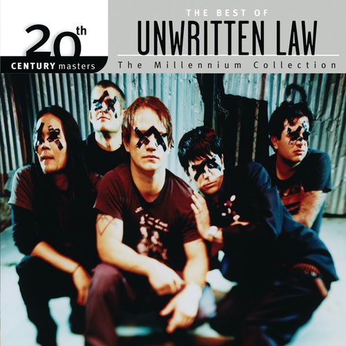 Best Of/20th Century by Unwritten Law