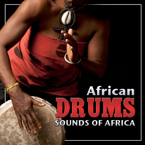 African Drums. Sounds of Africa de Djembe and Drums African Band