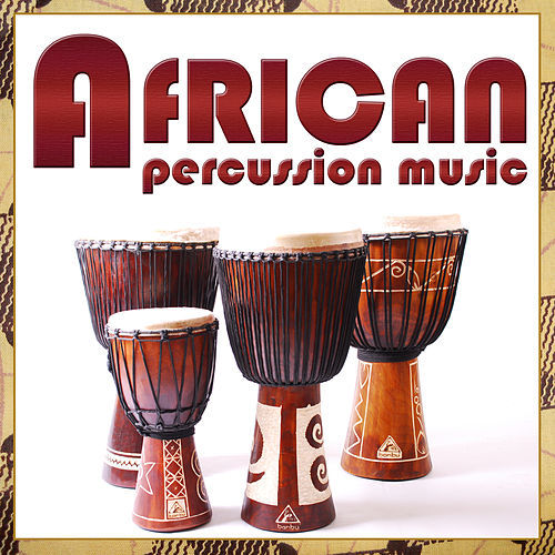 African Percussion Music de Djembe and Drums African Band