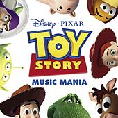 Toy Story Music Mania de Various Artists