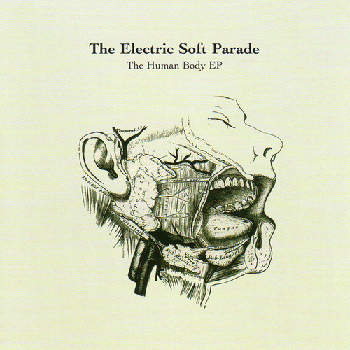 The Human Body EP by Electric Soft Parade