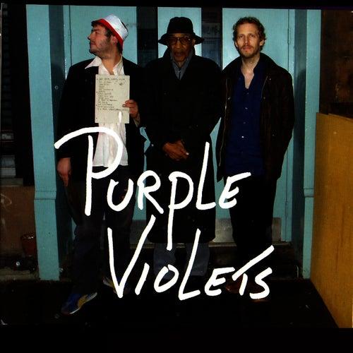 Purple Violets by Sam Rivers