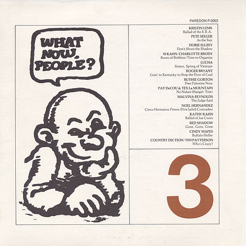 What Now People?, Vol. 3 by Various Artists