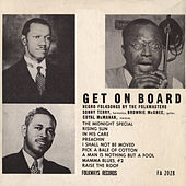 Get On Board: Negro Folksongs By The Folkmasters by Sonny Terry
