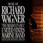 Music of Richard Wagner by United States Marine Band