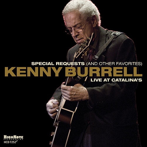 Special Requests (and other favorites) by Kenny Burrell