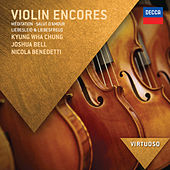 Violin Encores by Various Artists