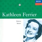 Kathleen Ferrier Vol.10 - Brahms / Mahler de Kathleen Ferrier