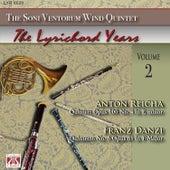 Anton Reicha: Quintet - Franz Danzi: Quintetto No. 3 von The Soni Ventorum Wind Quintet