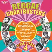 Reggae Chartbusters, Vol. 4 by Various Artists