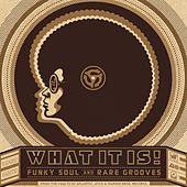 What It Is! Funky Soul And Rare Grooves:1967-1977 by Various Artists