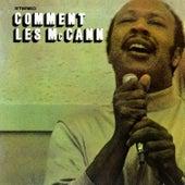 Comment by Les McCann