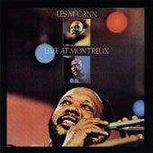 Live At Montreux by Les McCann