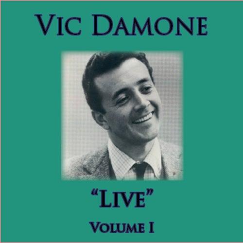 Live - Volume 1 by Vic Damone