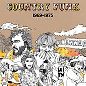 Country Funk 1969 - 1975 von Various Artists