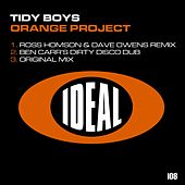 Orange Project by Tidy Boys