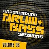 Underground Drum & Bass Sessions Vol. 6 - EP by Various Artists
