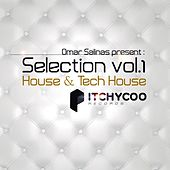 Omar Salinas Present : Selection  Vol 1. House & Tech House - Ep by Various Artists