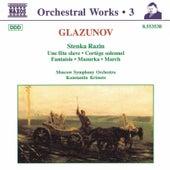 Stenka Razin / Une fete slave de Alexander Glazunov
