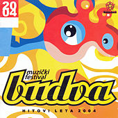Muzički Festival Budva 2004 - Hitovi Leta by Various Artists