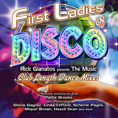First Ladies of Disco by Various Artists