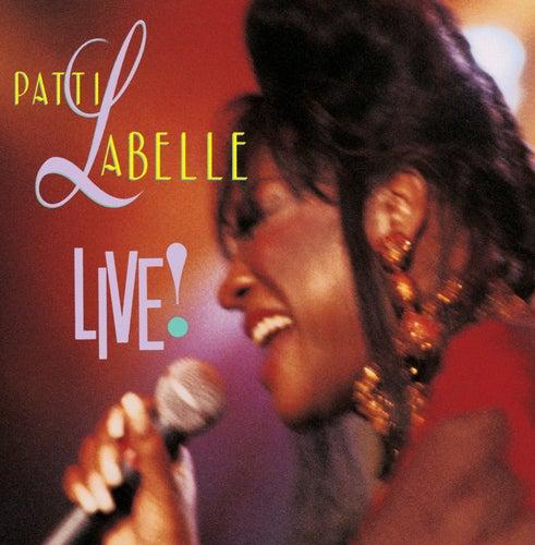 Live! by Patti LaBelle