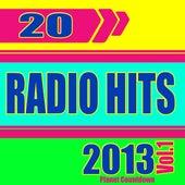 20 Radio Hits 2013, Vol. 1 by Planet Countdown